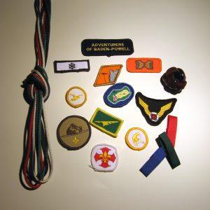 2000 - Insignes et badges communs à toutes les branches